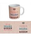 Grote beker drama koningin