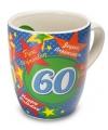 Koffie mok van 60 jaar