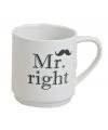 Drinkbeker Mr Right