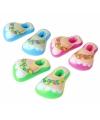 Opblaas slippers Hawaii print
