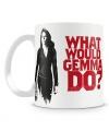 What would Gemma do porseleinen mok