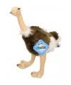 Pluche struisvogel knuffels 30 cm