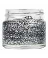 Glitter lichaamsgel in de kleur zilver