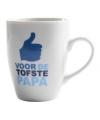 Koffiemok tofste papa